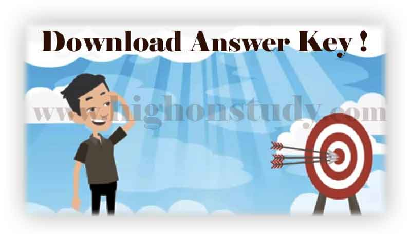 download now answer key official