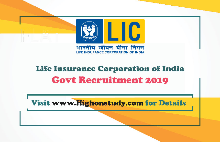 Lic Recruitment 2019 Notification Released For 35 Assistant Manager Posts