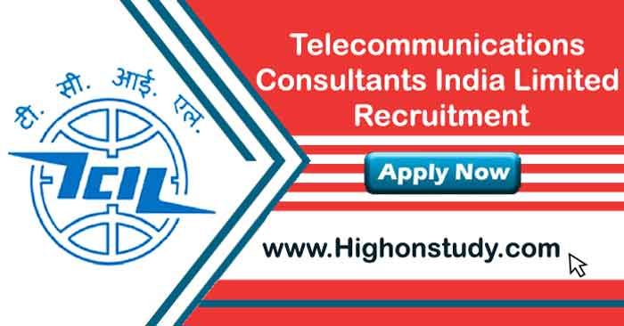 Telecommunications Consultants India Limited Jobs