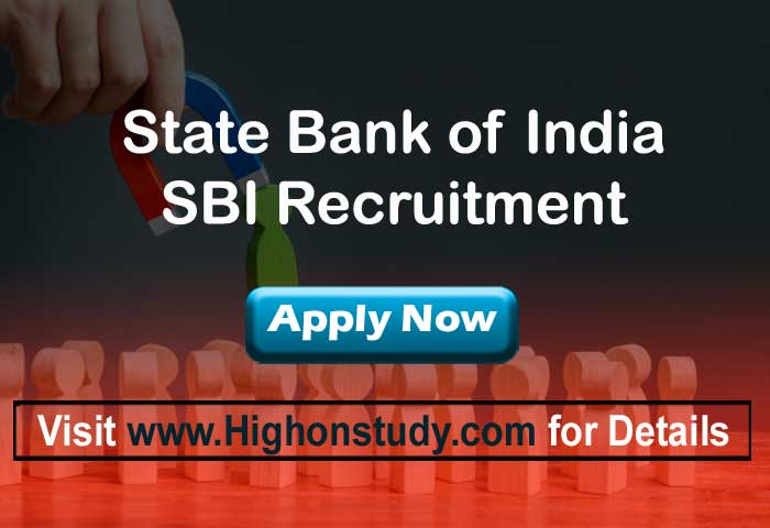State Bank of India JObs