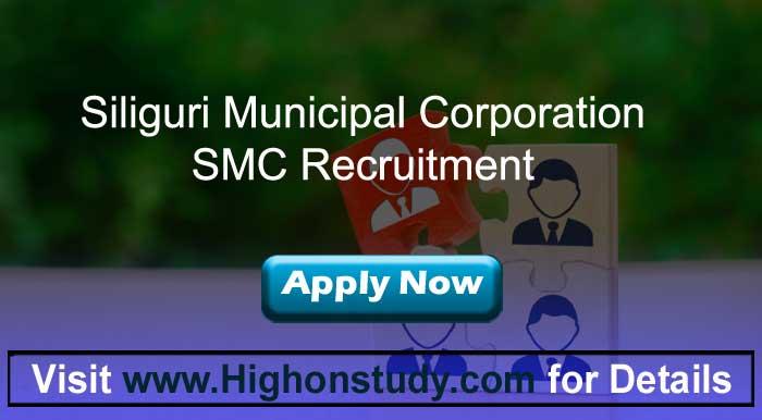 SMC Recruitment 2021